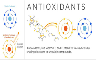 What is Antioxidants and their amazing power .